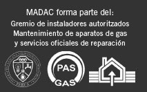 MADAC: Gremi instal·ladors autoritzays